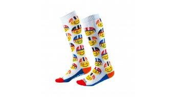 ONeal Pro MX Emoji Racer socks kids size  unisize   multi