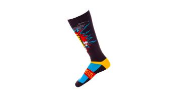 ONeal Pro MX Braaapp Socken Gr. unisize black/multi