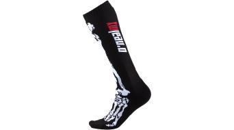 ONeal Pro MX XRay socks kids size  unisize  black/white