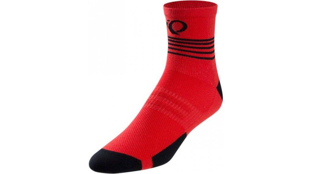 Pearl Izumi Elite socks men size L rogue red diffuse