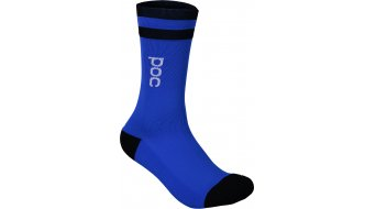 POC Essential Mid Length socks size S (37/38) azurite  multi  blue