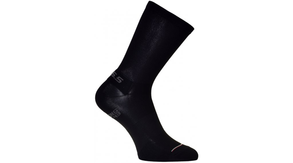 Q36.5 Ultralong Socken Gr. 36/39 black