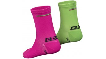 Q36.5 Compression Girl 骑行袜 型号 粉色