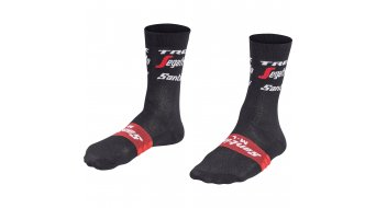 Santini Trek-Segafredo Team socks black 2018
