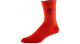 Specialized Soft Air Tall Socken Gr. L rocket red