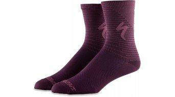 Specialized Soft Air Tall Socken Gr. L cast berry/dusty lilac arrow