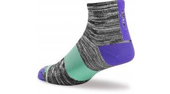 Specialized SL Mid Socken Sock space dye/indigo