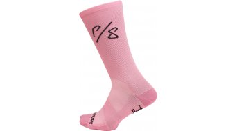 Specialized Road Tall Socken LTD Sagan Kollektion Gr. L pink overexposed