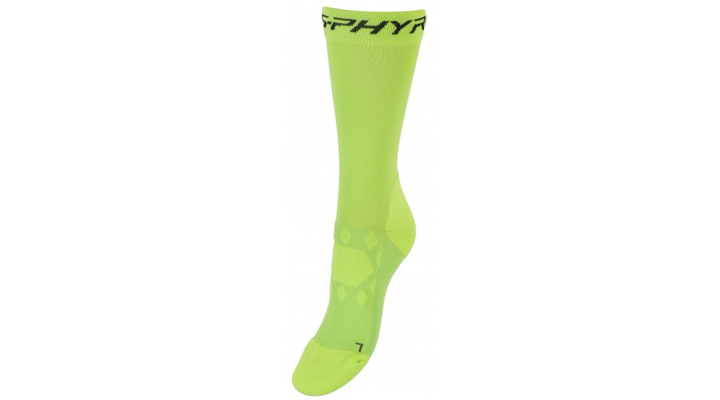 Shimano S-Phyre Tall Socken Gr. S (37/39) green