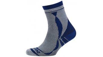 Sealskinz Thin Ankle Socken Gr. 36-38 (S) grau