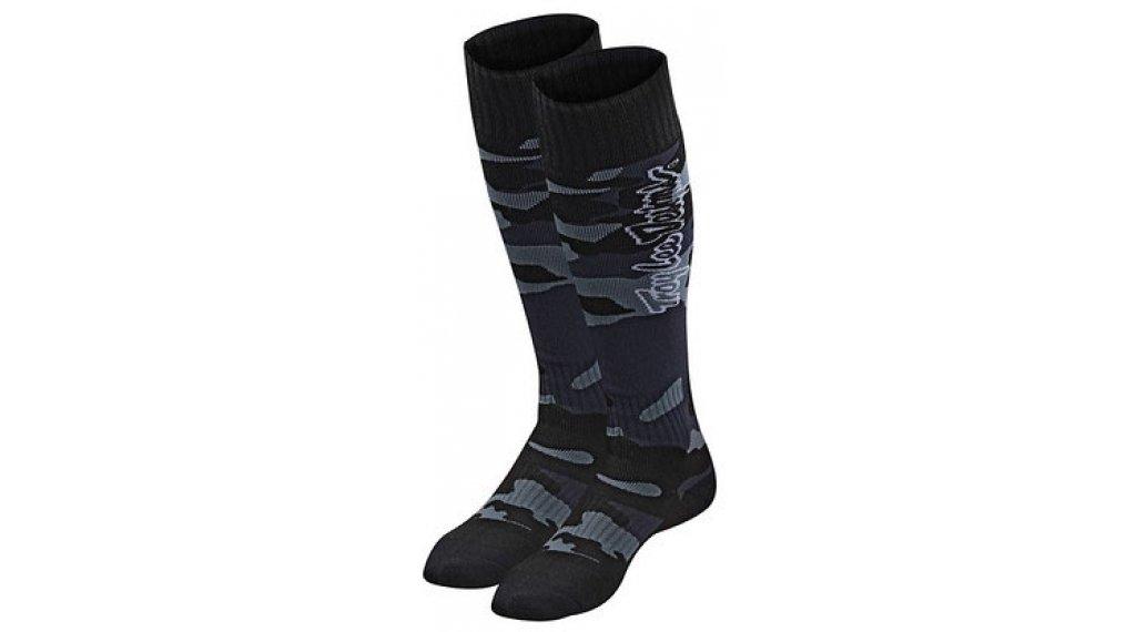 Troy Lee Designs GP Camo MX Socken Gr. S/M (6-9) black