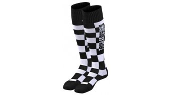 Troy Lee Designs GP Checkers MX zokni black