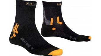 X-Bionic Street Biking calcetines Socks tamaño 35/38 negro