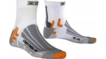X-Bionic Street Biking zokni Socks Méret 45/47 white