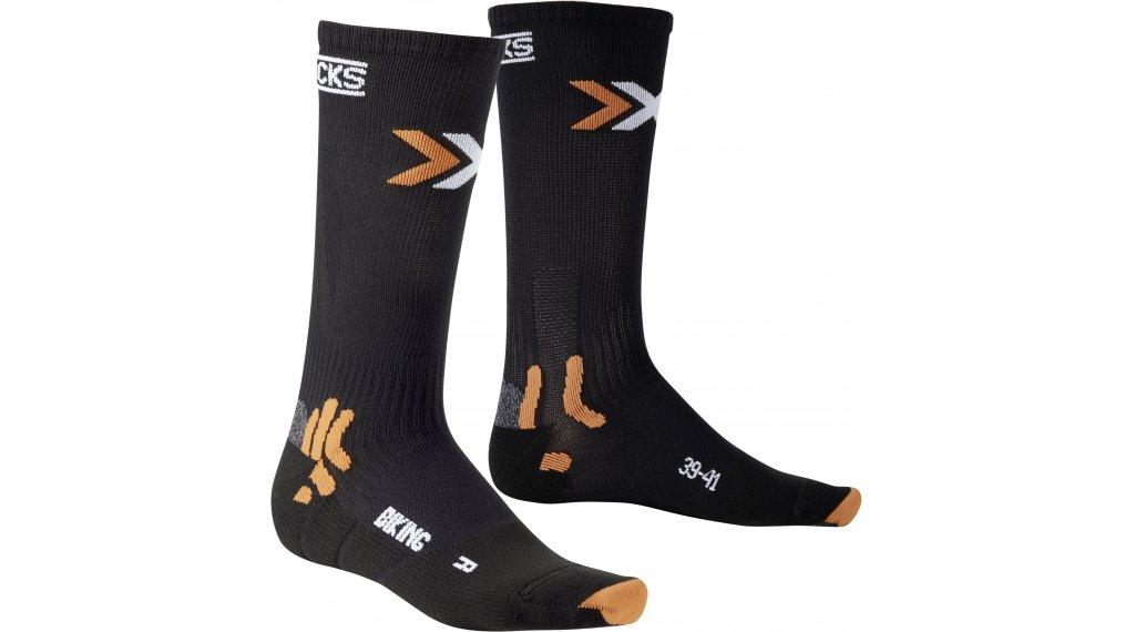 X-Bionic Mid Energizer Socken Gr. 35/38 black