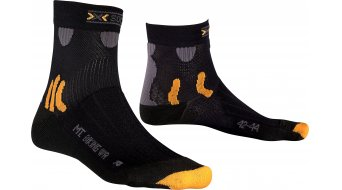 X-Bionic Water-Repellent Mountain Biking calcetines negro