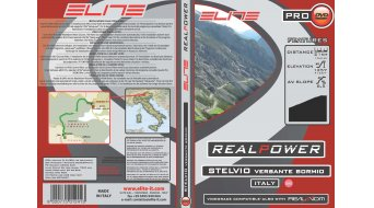 Elite DVD Stelvio 1.Teil Versante Bormio voor Real Axiom/Real Power