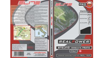 Elite DVD Stelvio 2.Teil Versante Prato voor Real Axiom/Real Power