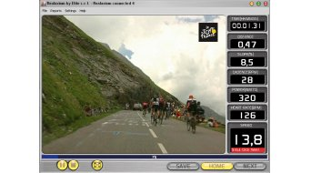 Elite DVD Col Du Galibier voor Real Axiom/Real Power