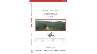 Elite DVD Granfondo 9 Colli Rax voor Real Axiom/Real Power