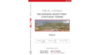 Elite DVD Belvedere Contursi voor Real Axiom/Real Power/Real Tour