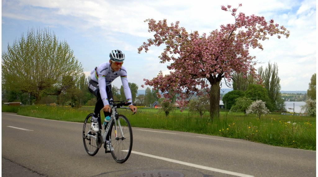 Tacx DVD Real Life Video Training mit Tony Martin-Schweiz