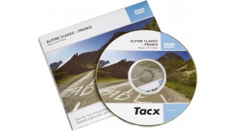 Tacx DVD Real Life Video Climbs Collection Giro del Mortirolo 2008- Italy
