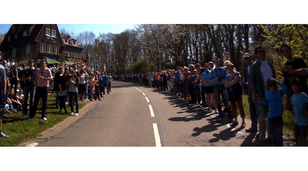 Tacx DVD Real Life Video wheelklassiker Amstel Gold Race 2010 Netherlands
