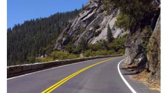Tacx DVD Real Life Video Cycletours Sierra Nevada/Yosemite-California (USA)