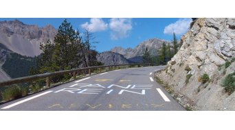Tacx blu-Ray Disc Real Life Video Bergetappen Route di Grandes Alpes- Part I- France (Blu-ray)
