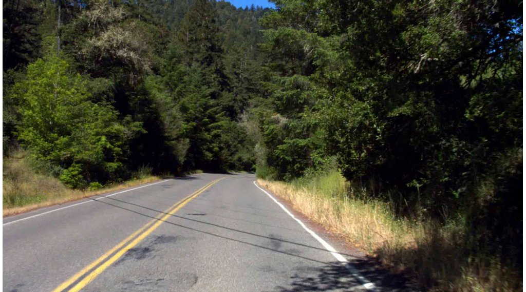 Tacx DVD Real Life Video wheelklassiker King Ridge GranFondo USA