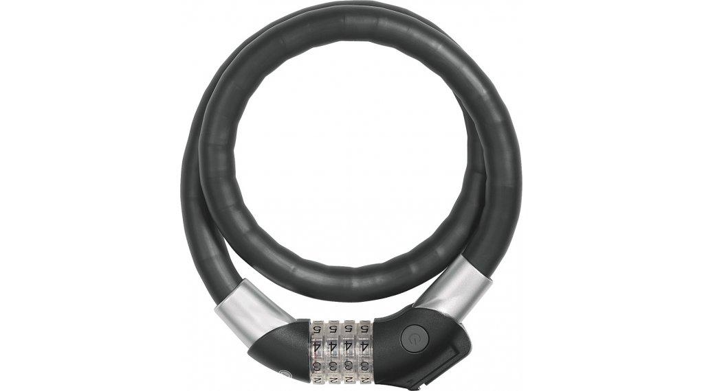 Abus Raydo PRO 1460 Steel-O-Flex 自行车锁 缆锁 85厘米-长 black