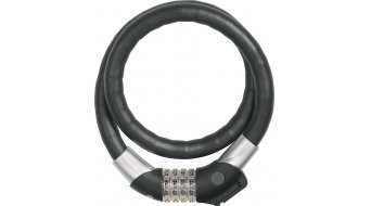 Abus Raydo Pro 1460 Steel-O-Flex bike lock cable lock 85cm-long black