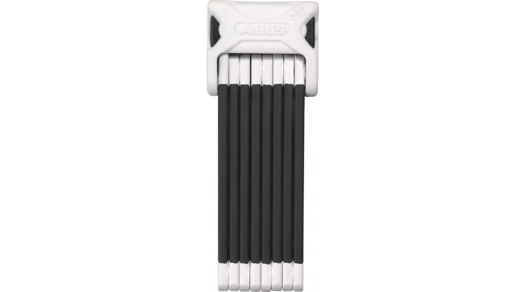 Abus Bordo Big 6000 自行车锁 折叠锁 120厘米-长 white