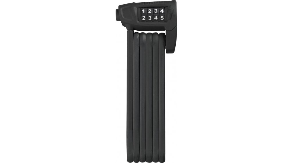 Abus Bordo Combo Lite 6150 自行车锁 折叠/密码锁 85厘米-长 black