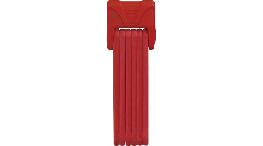 Abus Bordo Lite 6050 自行车锁 折叠锁 85厘米-长 red