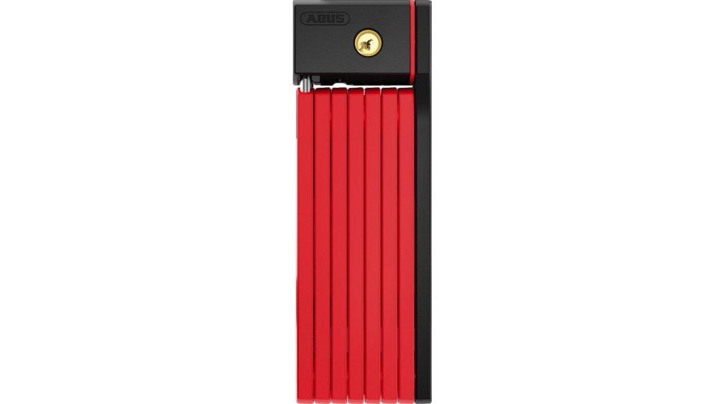 Abus Bordo BIG uGrip 5700 candado para bicicleta candado plegable 100cm-largo(-a) rojo