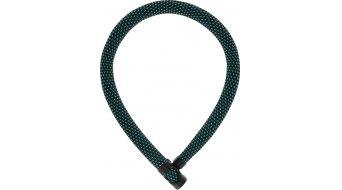 Abus IvyTex 7210 链条连接锁 110厘米-长 diving blue