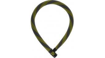 Abus IvyTex 7210 链条连接锁 110厘米-长 racing yellow