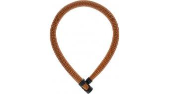 Abus IvyTex 7210 链条连接锁 110厘米-长 sparkling 橙色