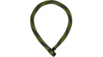 Abus IvyTex 7210 链条连接锁 85厘米-长 racing yellow