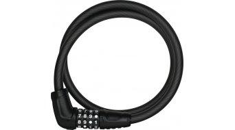 Abus 5410C candado para bicicleta candado de cable 85cm-largo(-a) negro