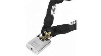 Abus Platinum 34 CS/55/10KS 自行车锁 链条连接锁 140厘米-长 black