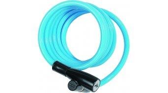 Abus 1950 Kids 自行车锁 螺旋缆锁 120厘米-长 blue