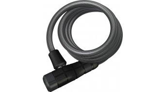 Abus Primo 5510K candado para bicicleta candado de cable en espiral flexible 180cm-largo(-a) (incl. SCMU soporte) negro(-a)