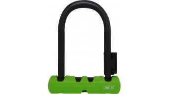 Abus Ultra Mini 410 自行车锁 U型挂锁 black/green