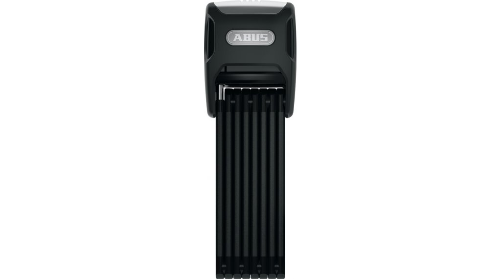 Abus Bordo Alarm 6000A 自行车锁 折叠锁 120厘米-长 black