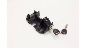Abus Bosch Akku Schließzylinder Plus für Gepäckträgerakku 2. Generation (mit Kunstoffgehäuse) schwarz