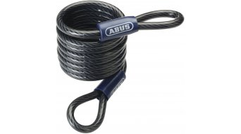 Abus loop cable 1850 additionalsicherungs cable 185cm-long black