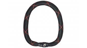 Abus Ivy 9000 Steel-O-Flex bike lock chain lock 120cm-long black